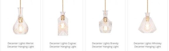 Decanter Lights